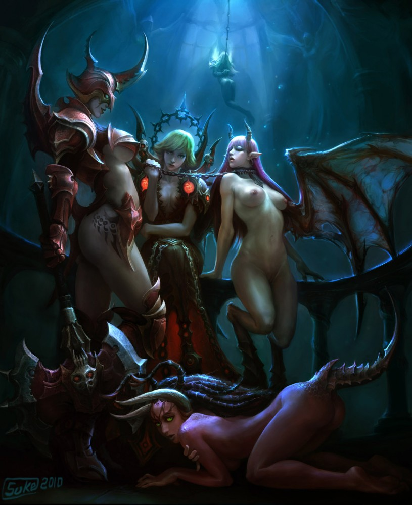Adult world of warcraft art porno images