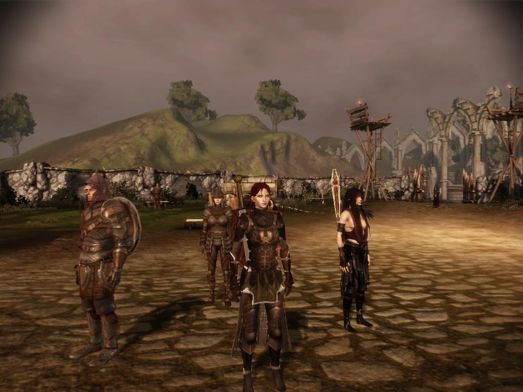 Dragon age origins лотеринг подарки 99