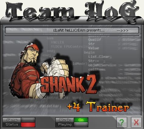 shank 2 trainer