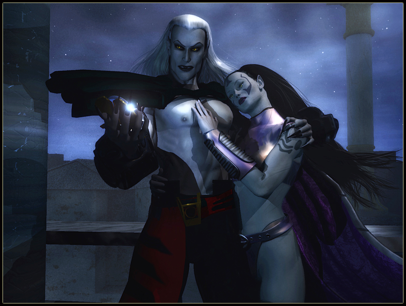 Blood omen porno erotic pictures