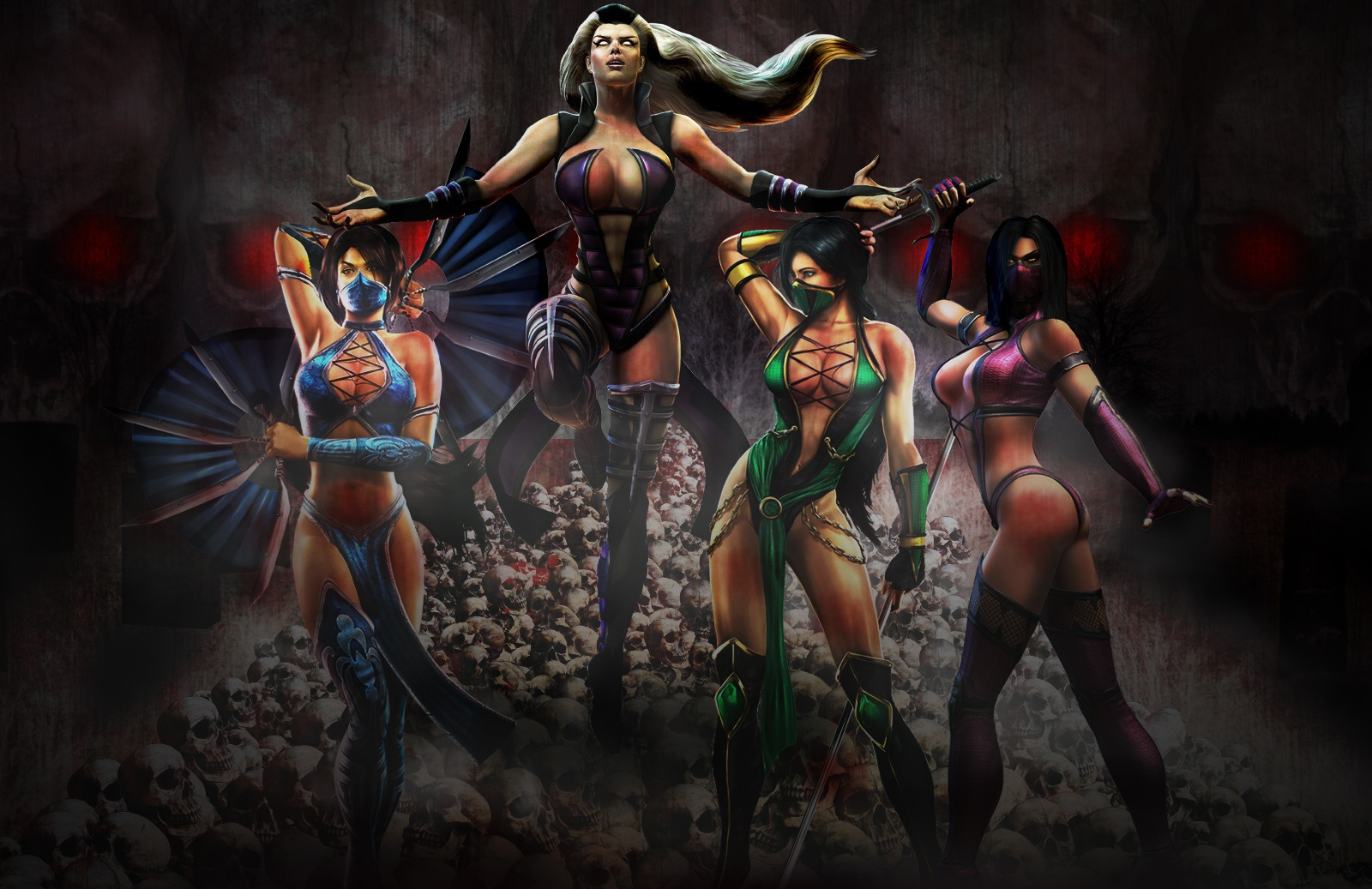 Xxx mortal kombat sindel and milee naked picture