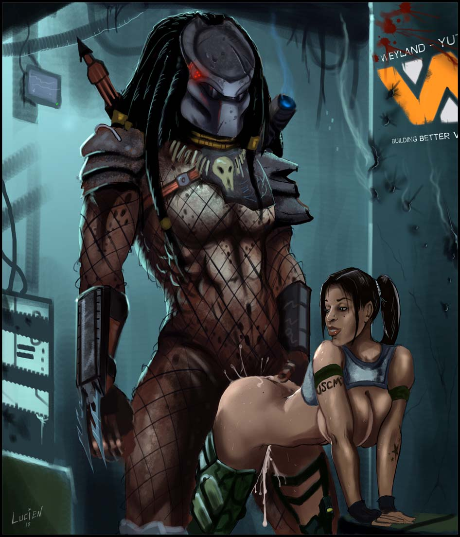 Alien vs human porn images porncraft streaming