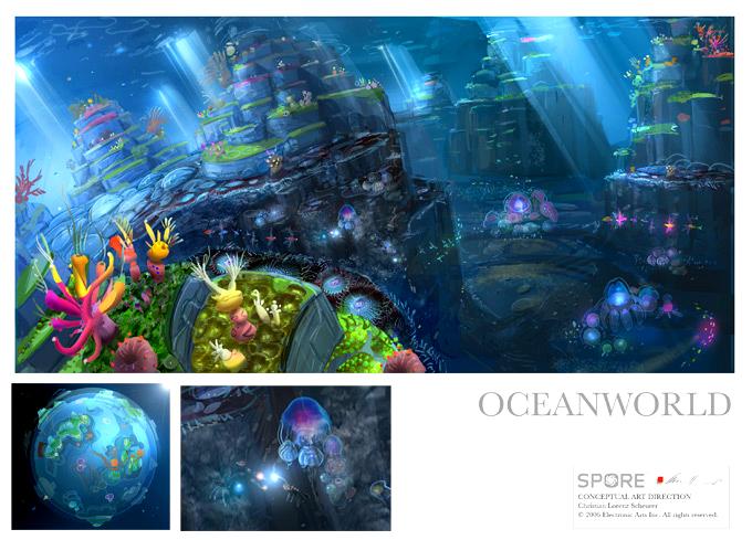 Прохождение Игры Spore Этап Космос