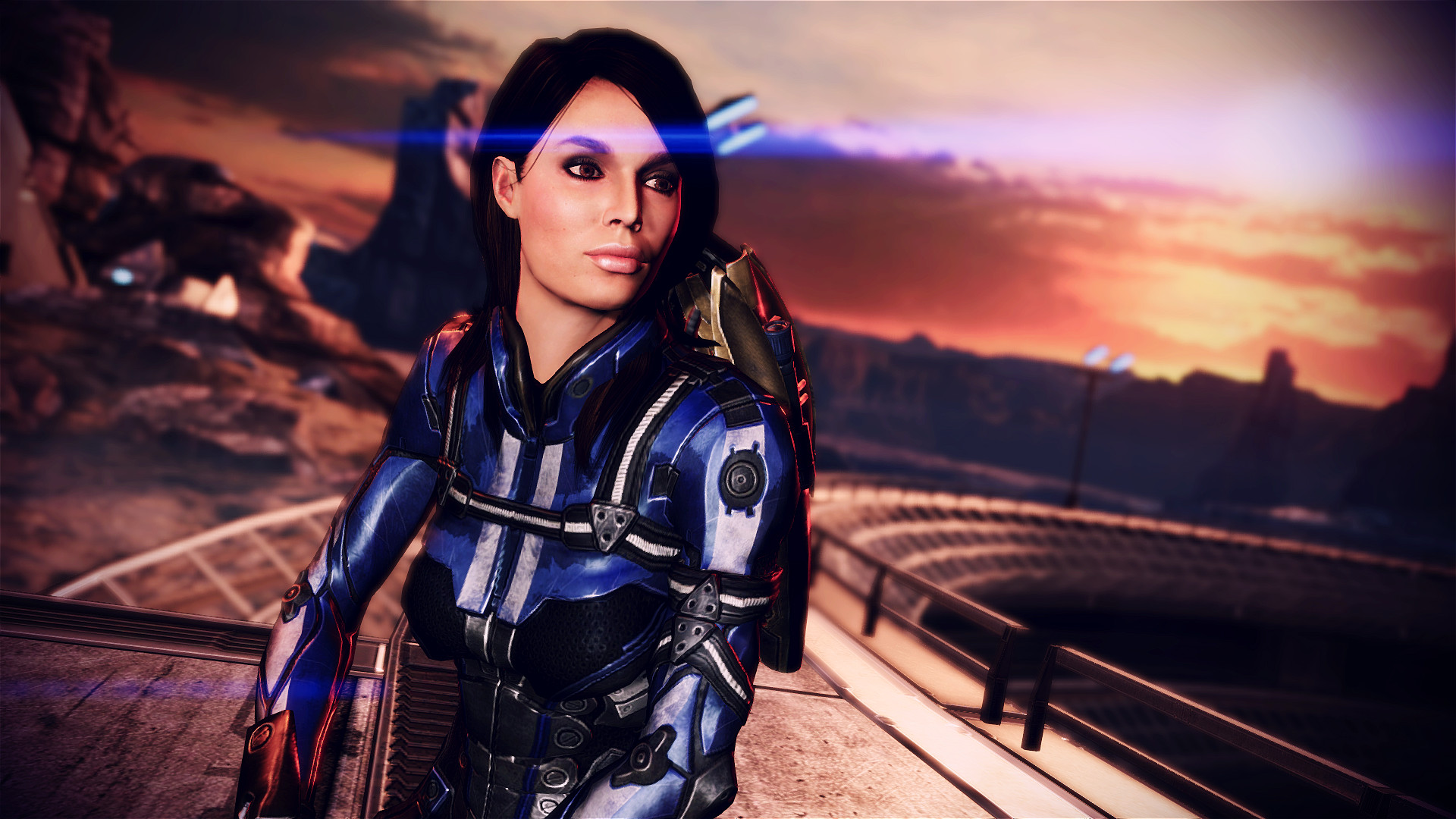 Mass effect 3 ashley williams naked exploited pics