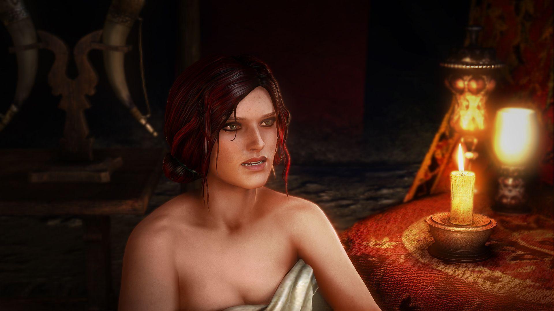Eroticcg triss merigold sexual boob