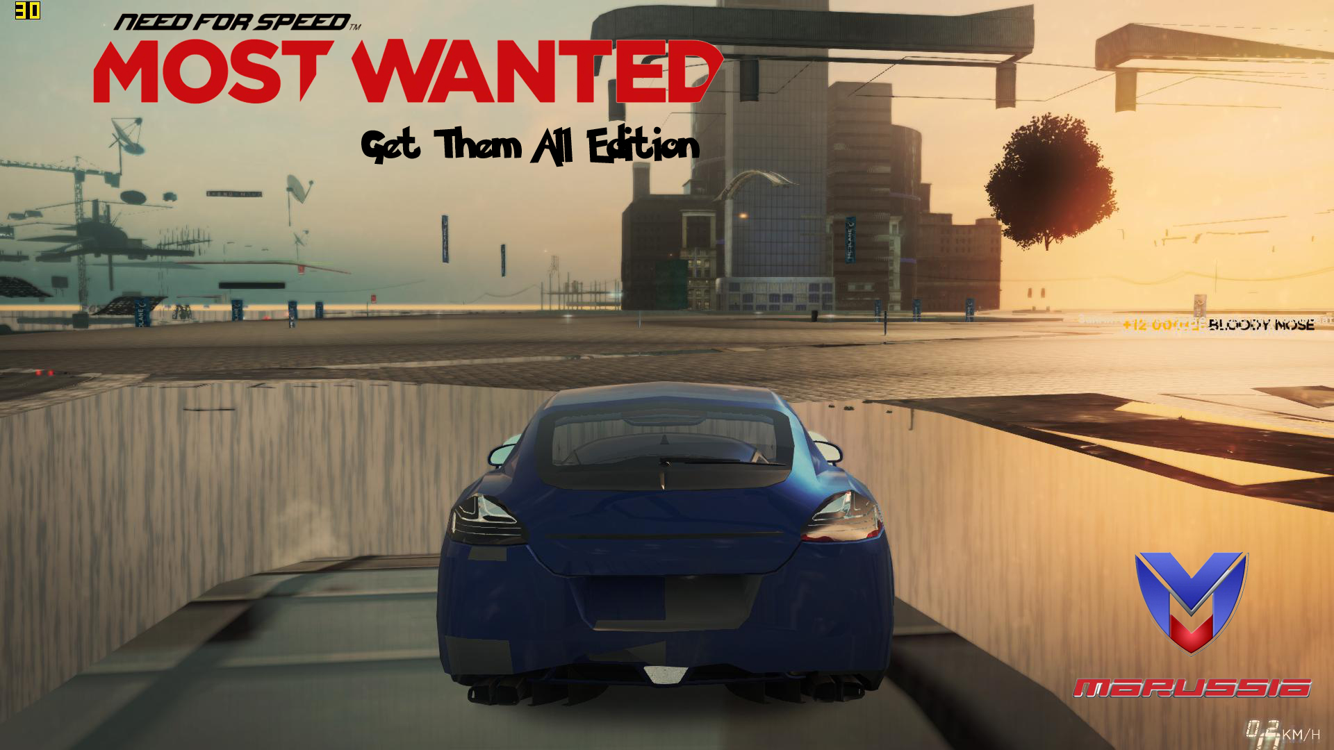 Как сделать на деньги need for speed most wanted