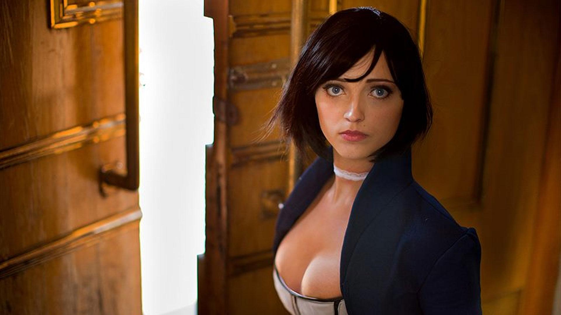 Bioshock infinite elizabeth hot erotic gallery