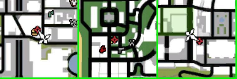Прохождение GTA San Andreas: Миссия 9 - Ограбление