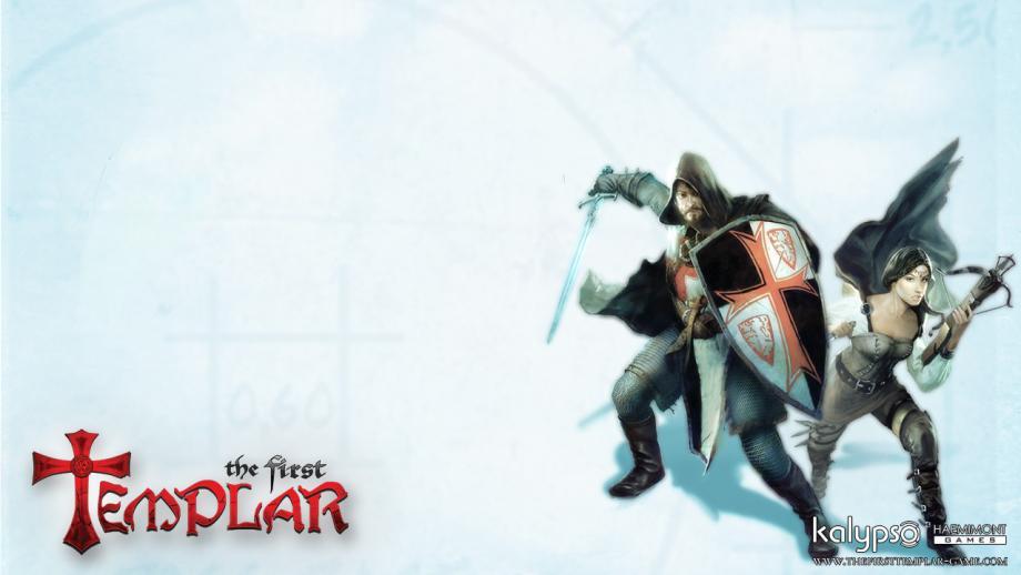 Смотреть оригинал в разрешении 1280x720 The First Templar 1.jpg.