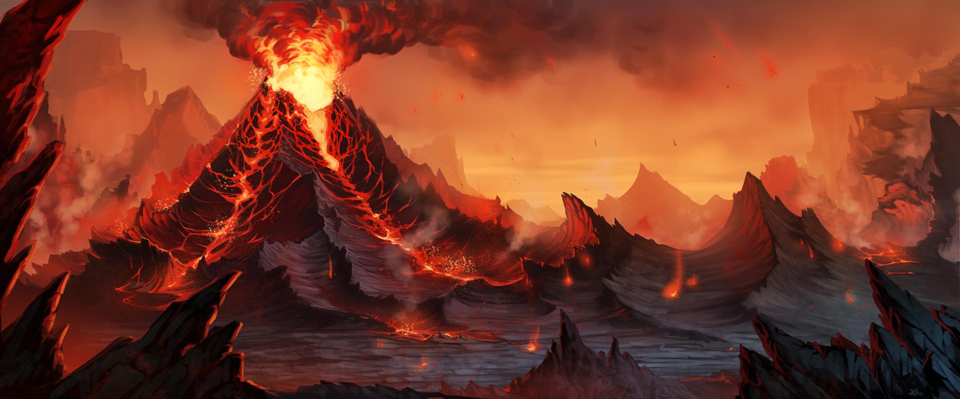 vulcan art