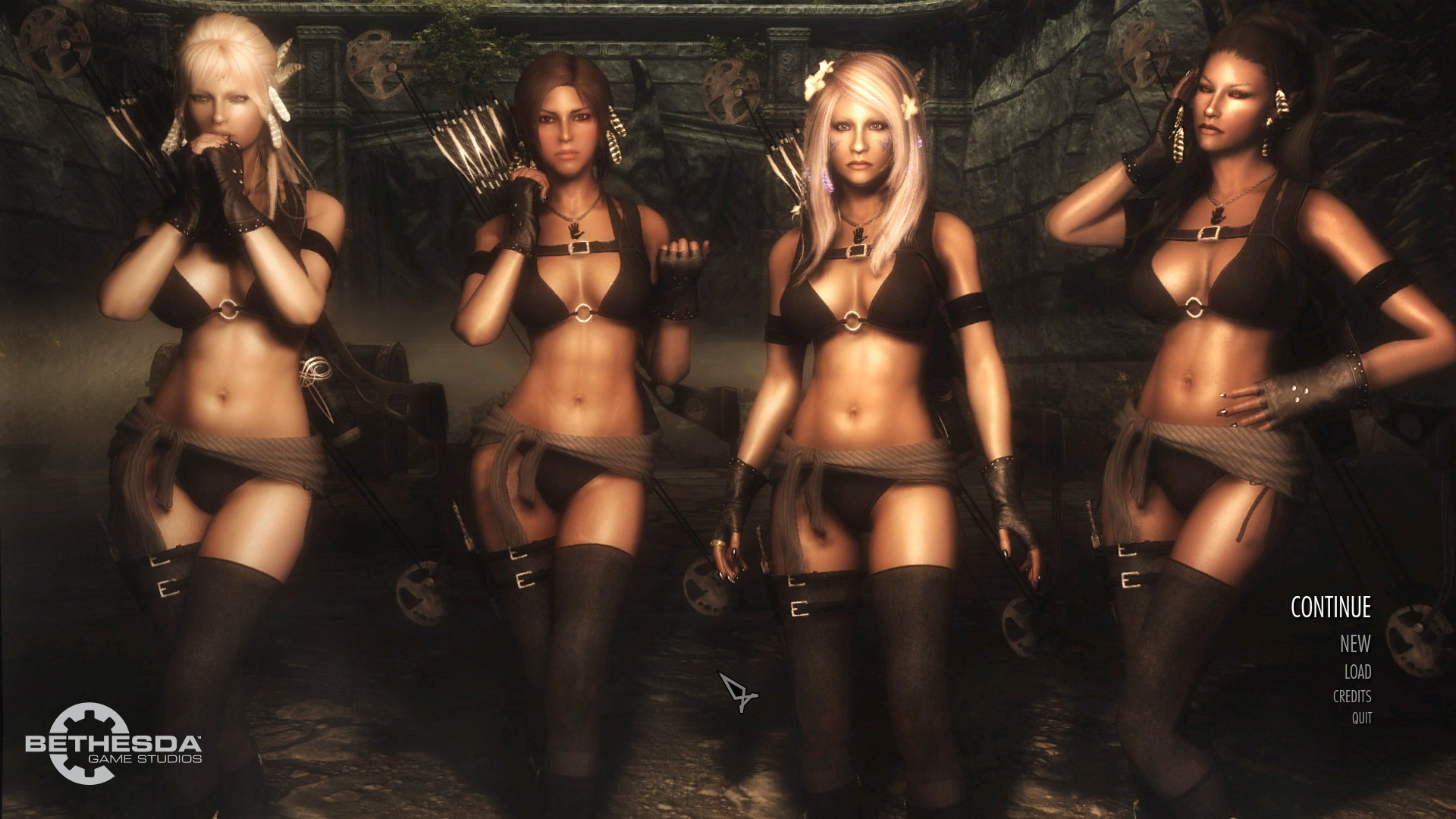 Tomb raider underworld nude skin for ps naked gallery