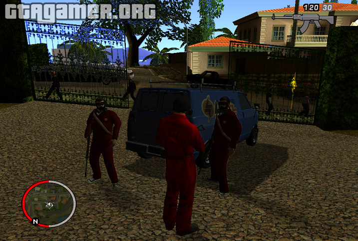 Grand Theft AG / San Andreas / Модификации / Лучшие моды