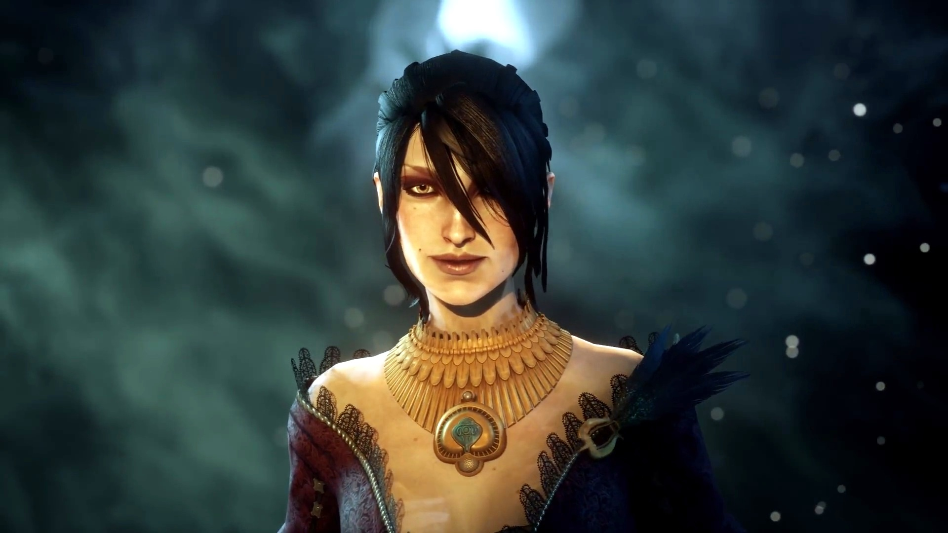 Pictures of nudity in dragon age adult movies