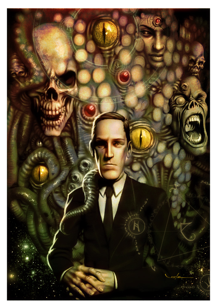 an analysis of the american gothic aspects in the short story the outsider by hp lovecraft