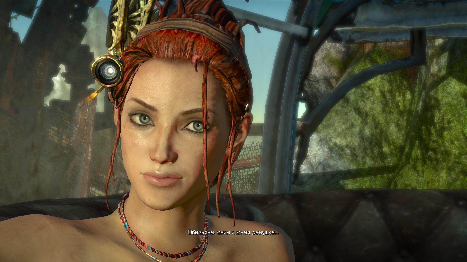 Enslaved odyssey to the west porn exposed images