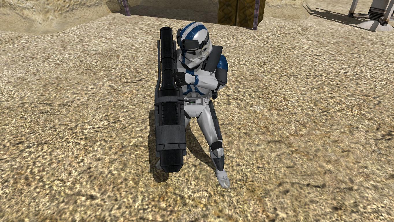 Battlefront Evolved - это мод графически изменяющий Star Wars: Battlefront 2