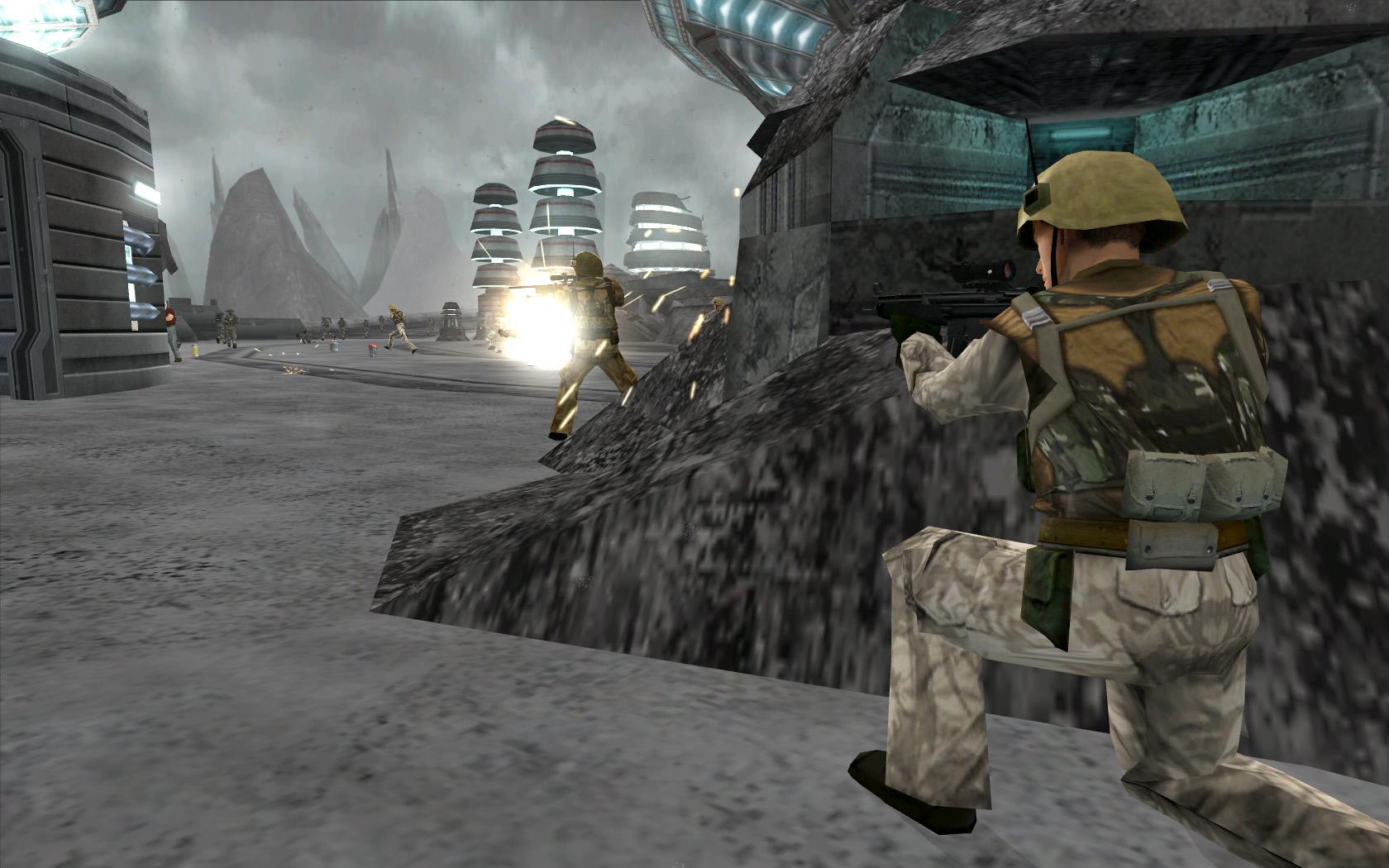 descargar e instalar star wars battlefront 2 pc español