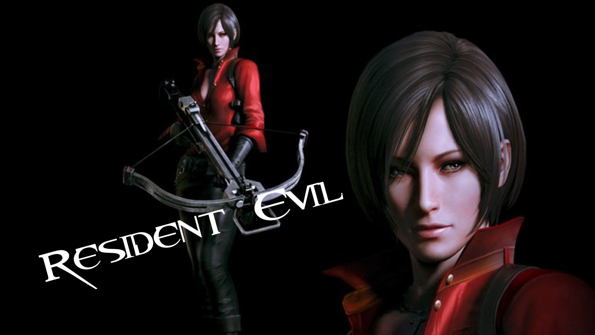Hot foto cosplay ada wong di resident  fucked pussy