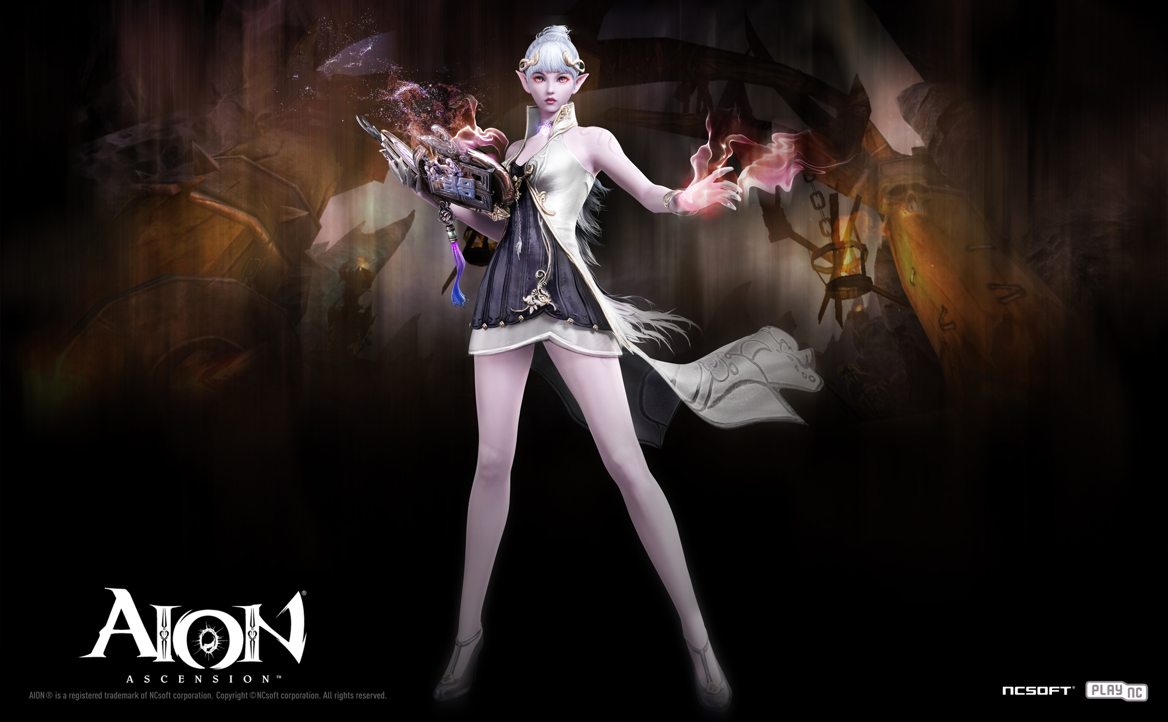 Aion game girl porn porn pictures