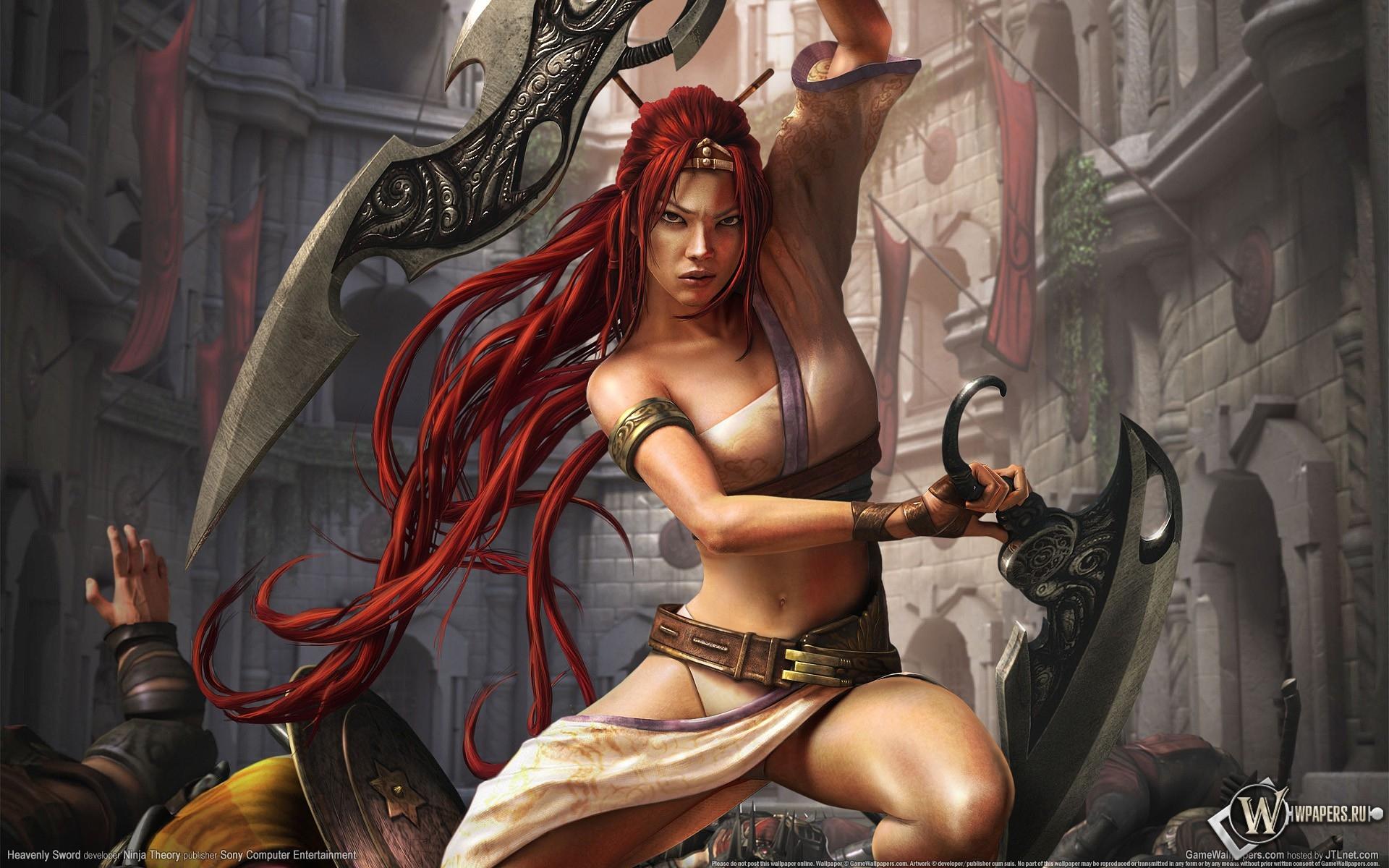 Imagens sex de heavenly sword softcore gallery