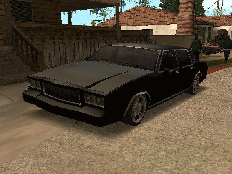 Тоже Chevrolet Caprice только