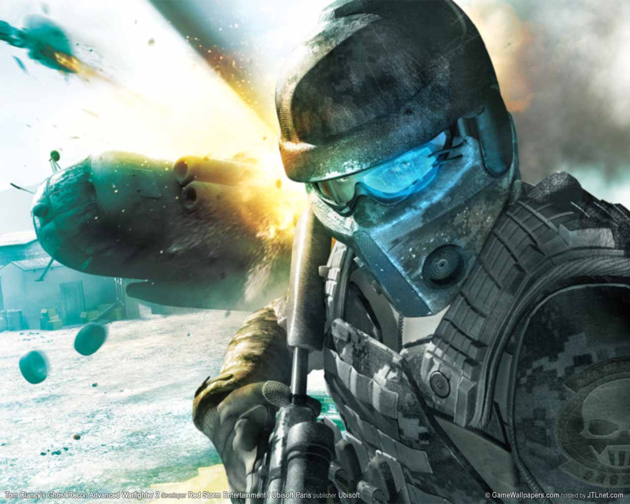Ghost Recon Wallpapers  Full HD wallpaper search