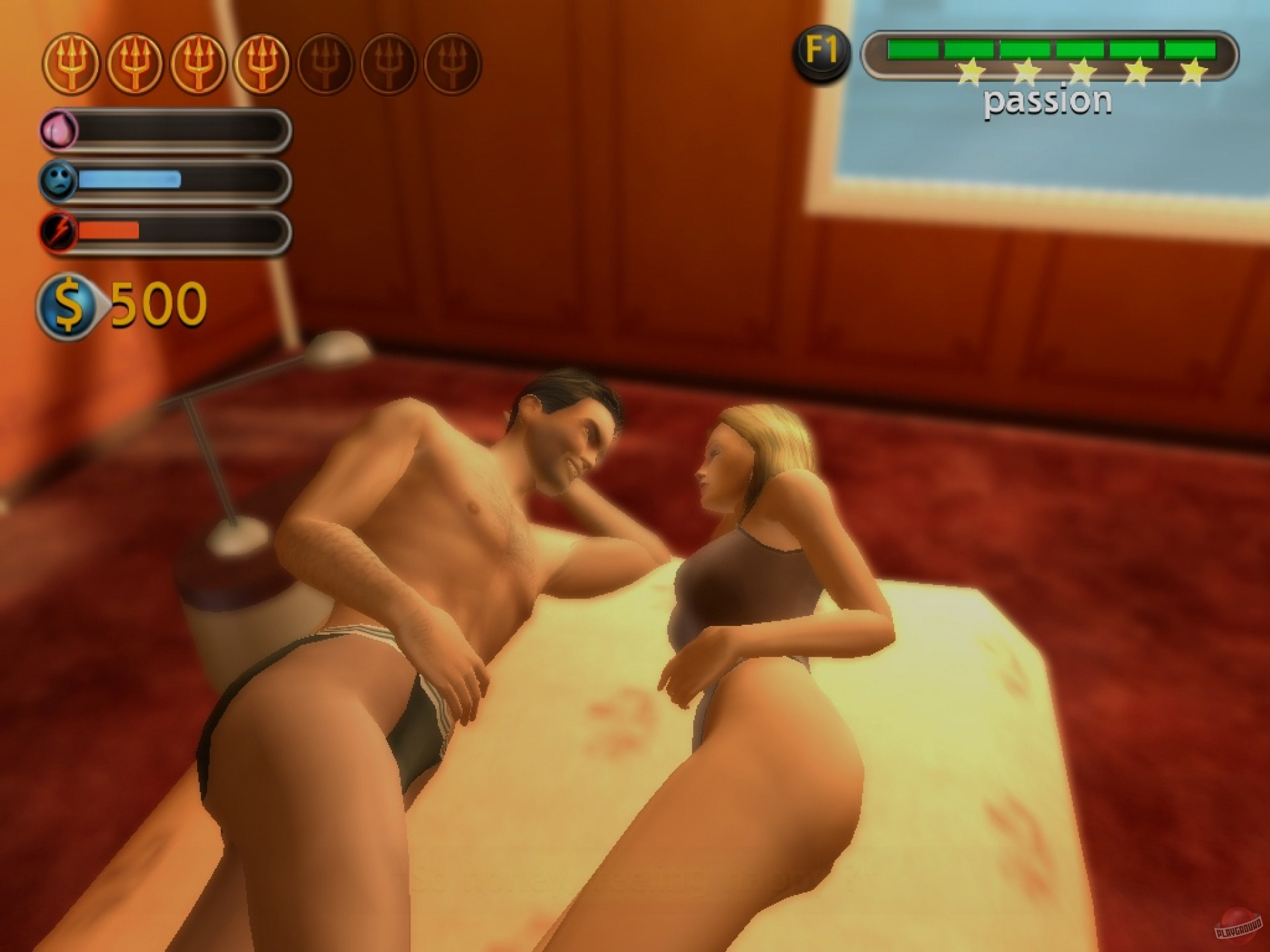 Game xxx ps2 7 sins sex film