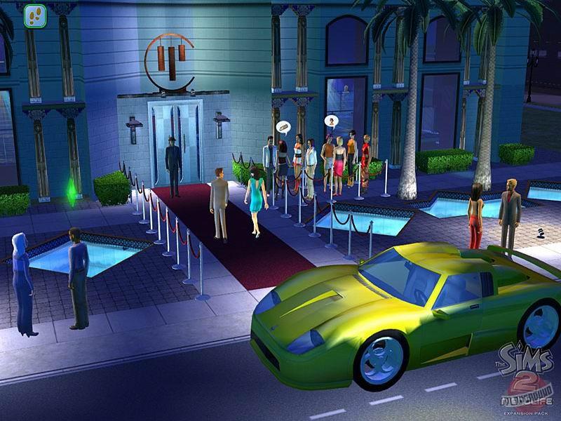 Sims 2 crfxfnm 15 фотография