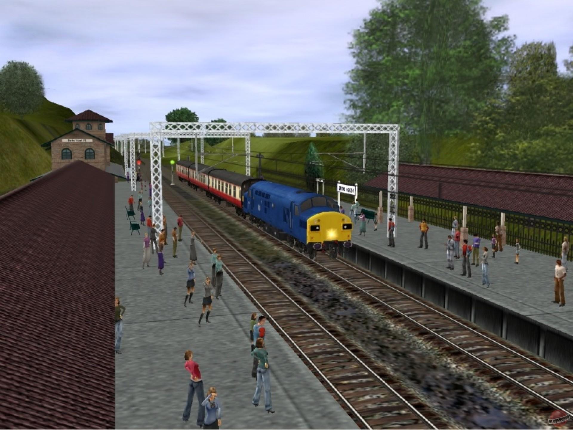trainz simulator 12 c установленными дополнениями торрент