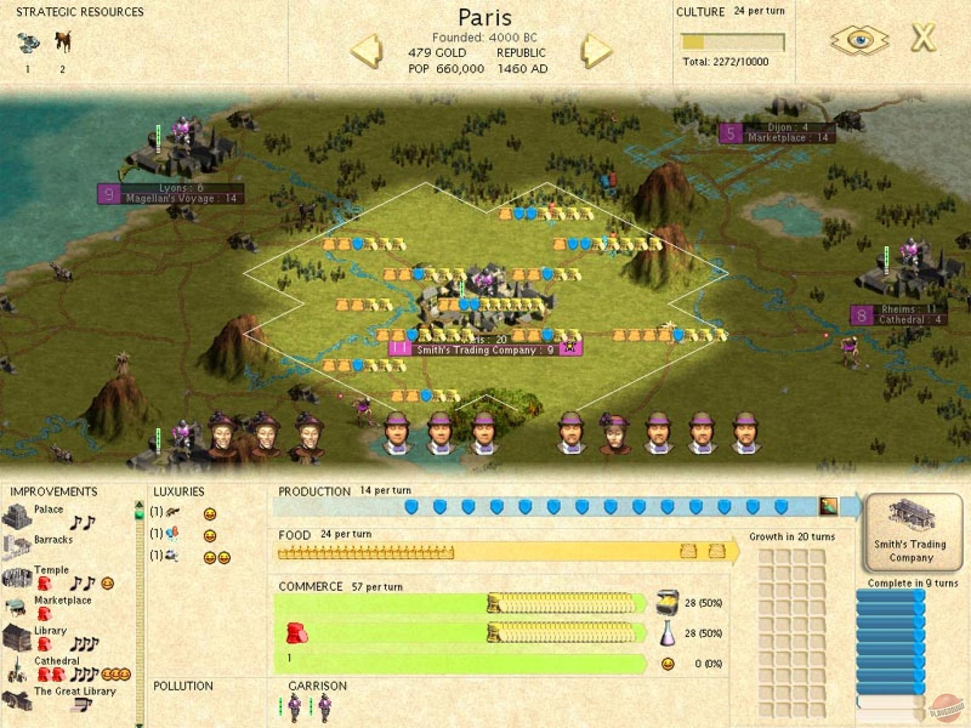 Игра civilization 3 cheats - 33d4