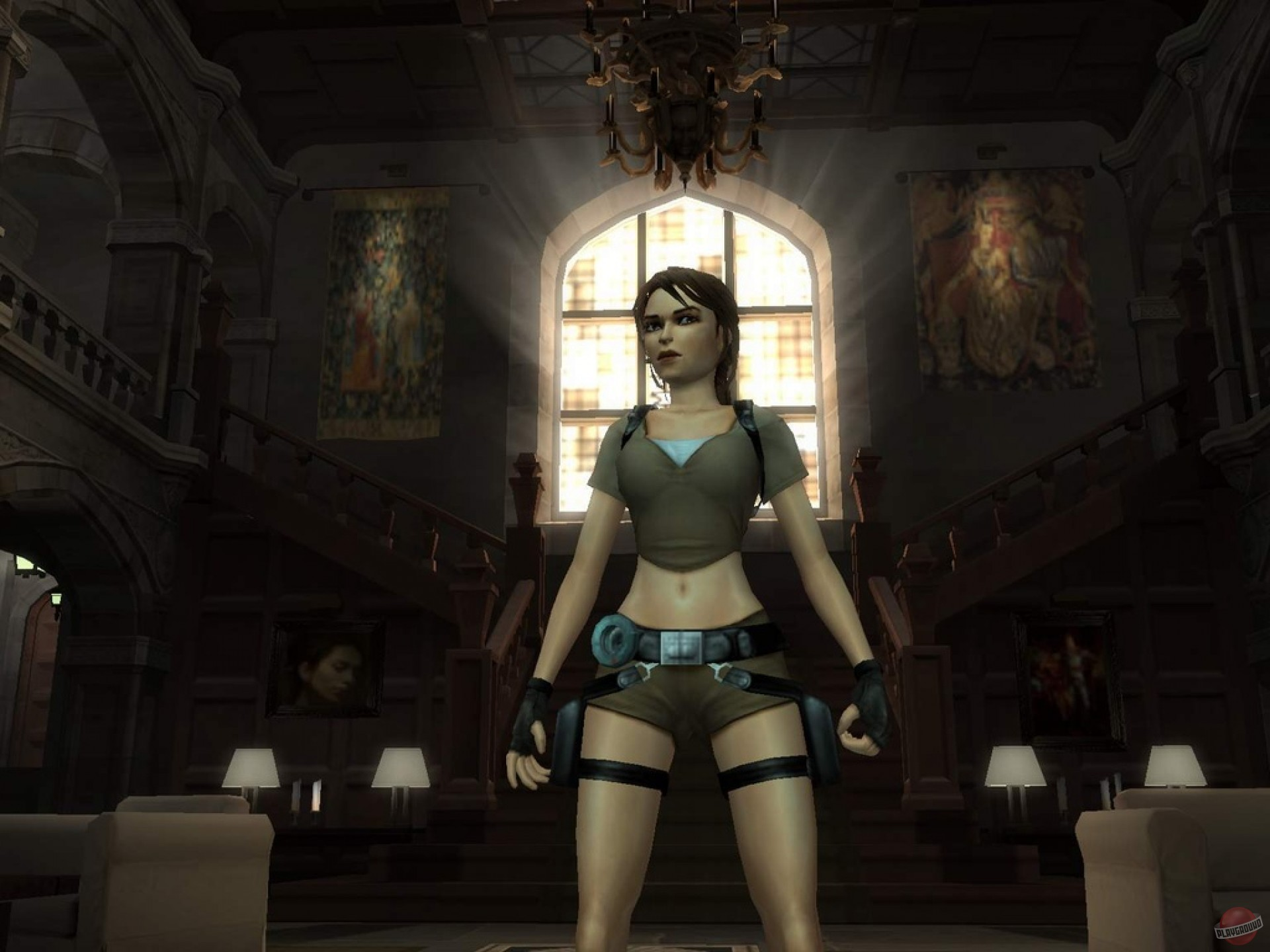 Tomb raider anniversary nute patch hentay natural sister