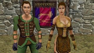 Скриншот EverQuest: The Shadows of Luclin