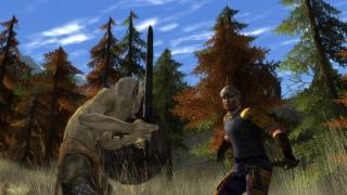 Скриншот Lord of the Rings Online: Shadows of Angmar, the