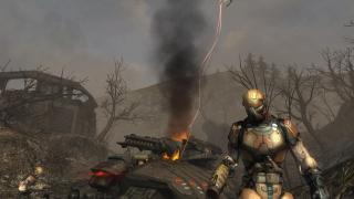 Скриншот Enemy Territory: Quake Wars
