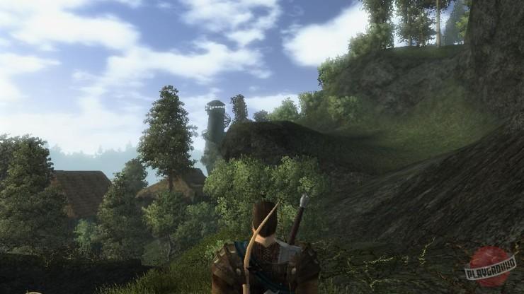 Игры для PC. торрент игры - торрент фильмы. Gothic-III +Patch 1.74+Q