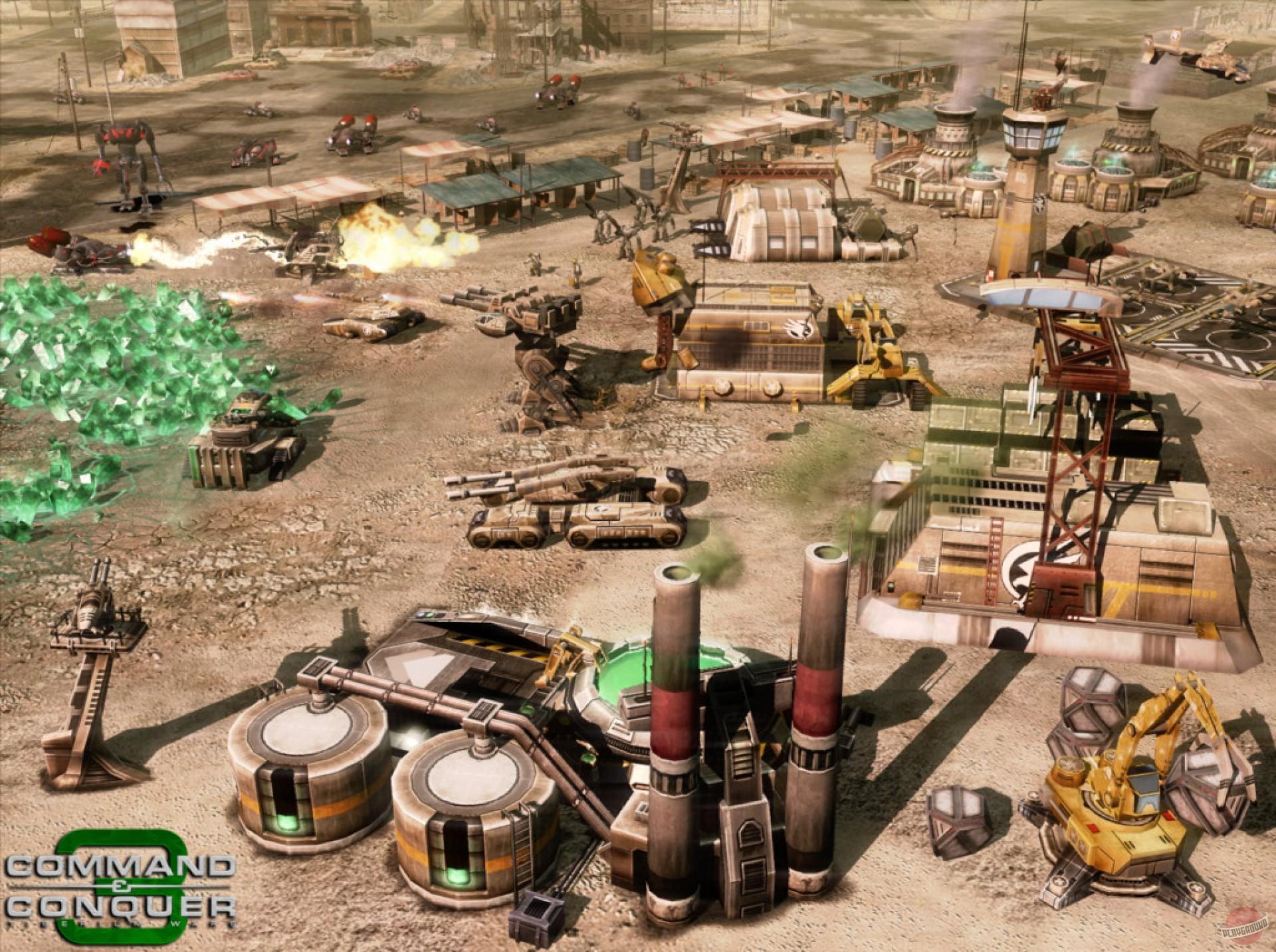 прохождение игры command conquer tiberium wars
