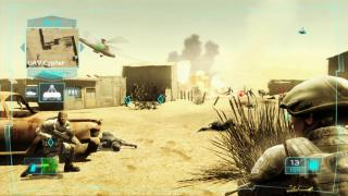 Скриншоты  игры Tom Clancy's Ghost Recon: Advanced Warfighter 2