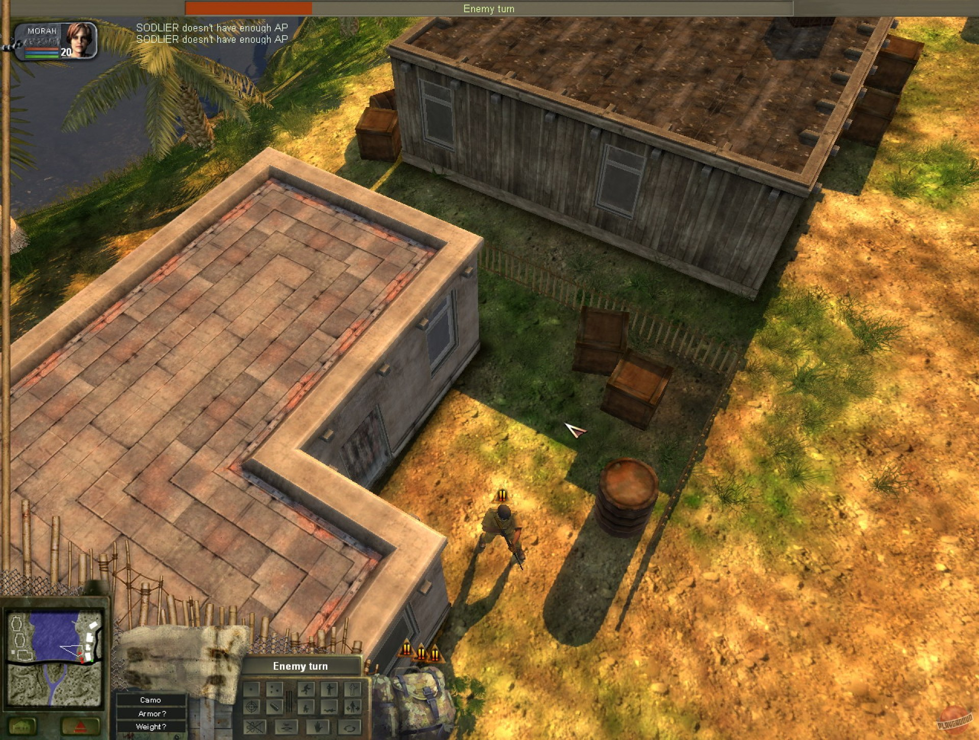 Jagged alliance: back in action is a contemporary of the latest title in the much-loved jagged alliance series of