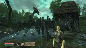 миниатюра скриншота Elder Scrolls 4: Oblivion - Knights of the Nine, the