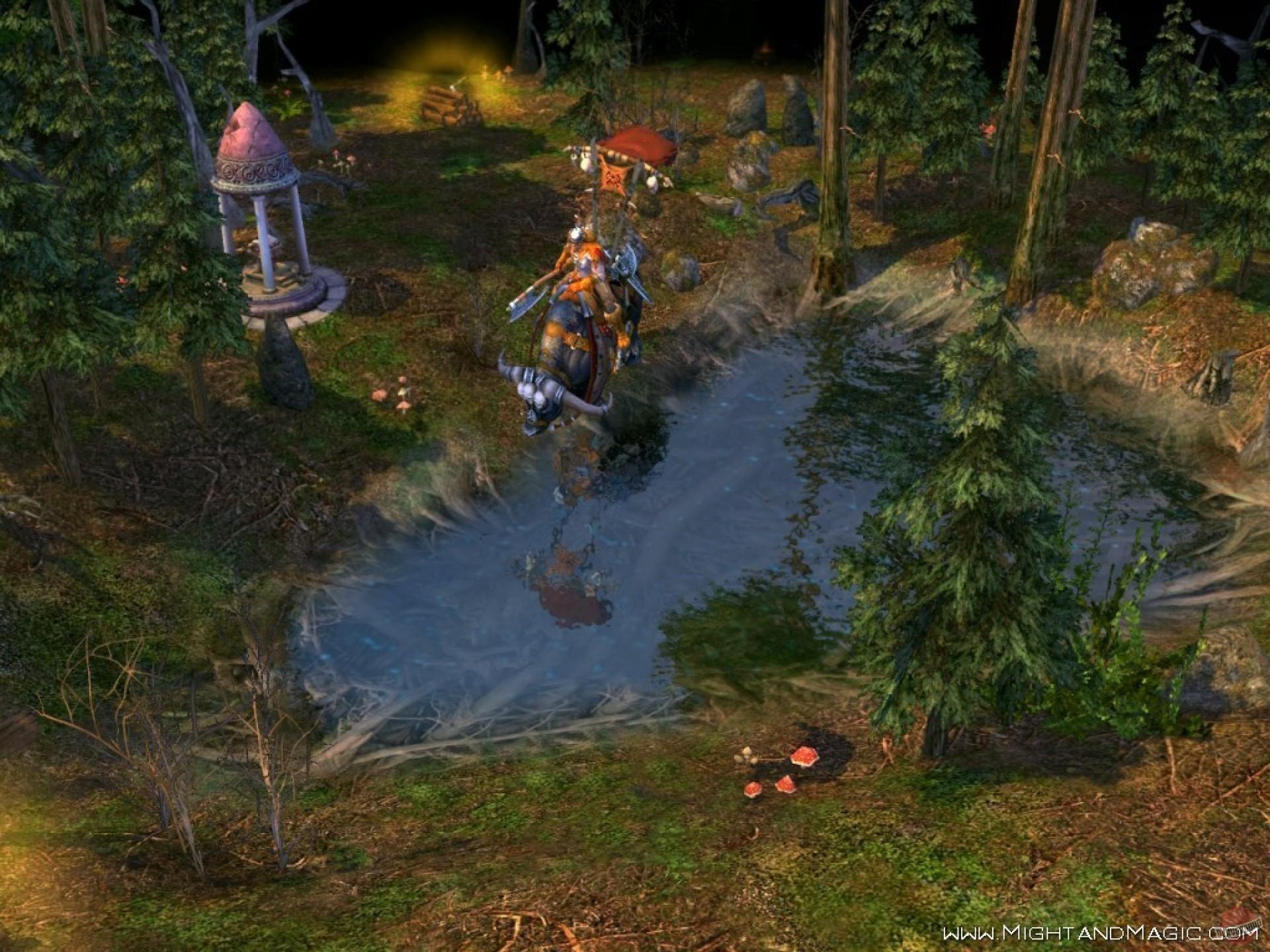 Прохождение Игры Heroes Might Magic 5 Tribes East