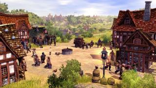 Скриншот Settlers: Rise of an Empire, the