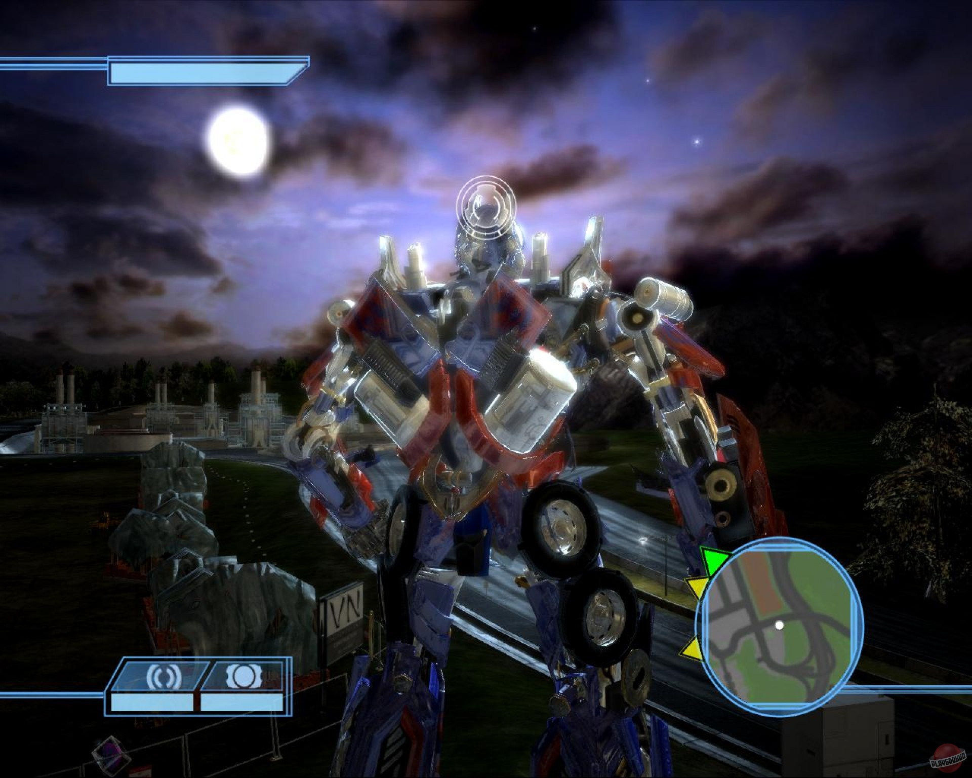 Transformers the game читы
