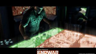 Скриншот Tom Clancy's EndWar