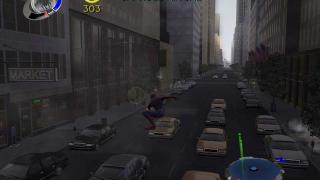 Скриншот Spider-Man 3: The Game
