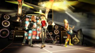 Скриншот Guitar Hero 3: Legends of Rock