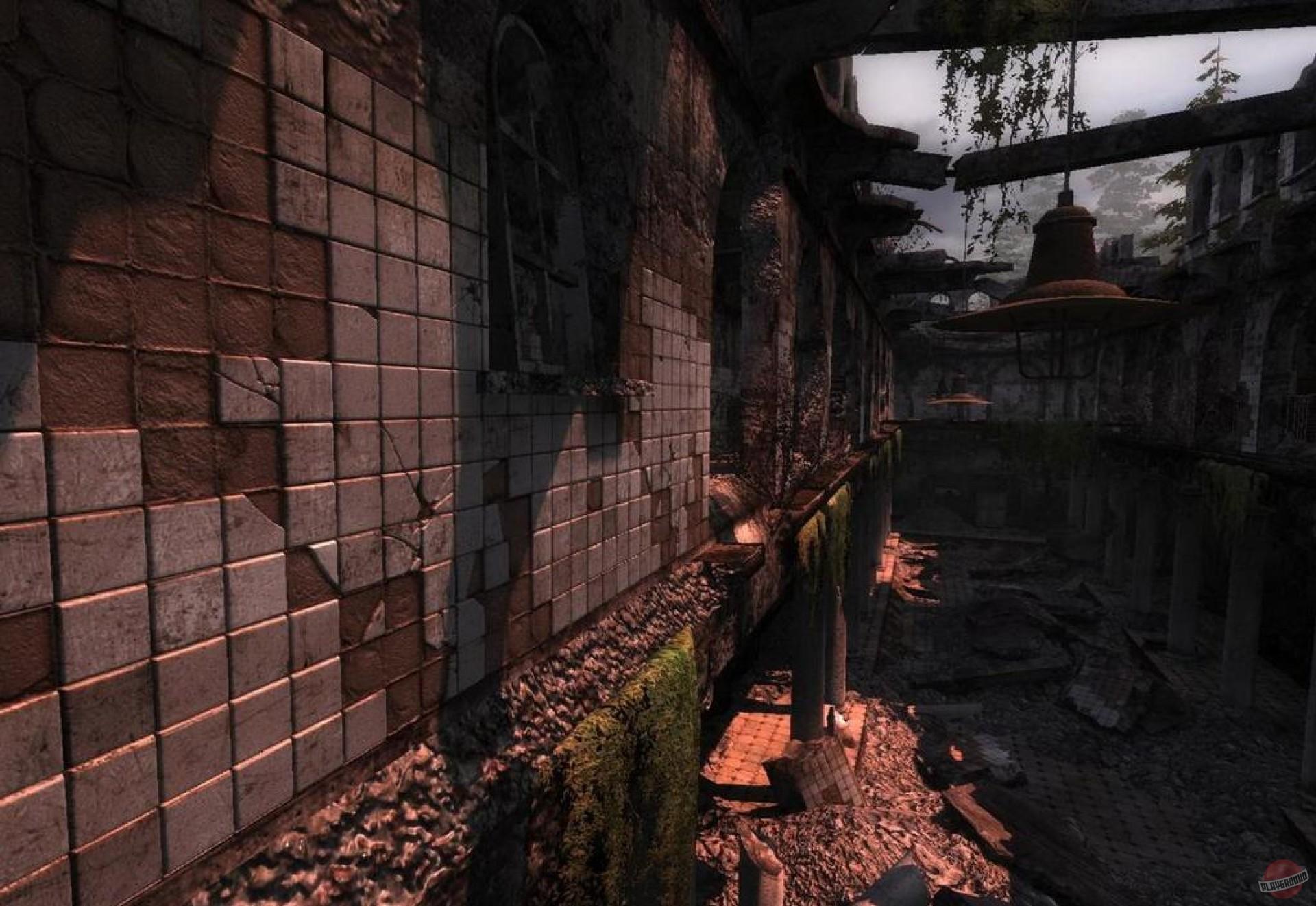 Скриншоты S.T.A.L.K.E.R.: Чистое небо.