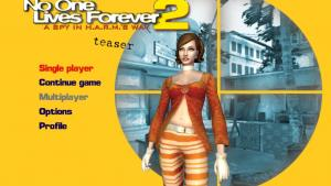 миниатюра скриншота No One Lives Forever 2: A Spy in H.A.R.M.'s Way