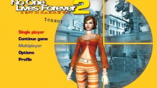Скриншот No One Lives Forever 2: A Spy in H.A.R.M.'s Way