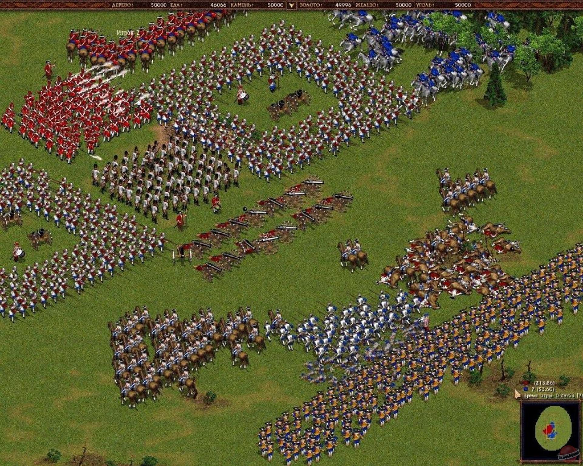 Как в казаках сделать союзников