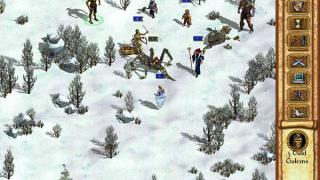 Скриншот Heroes of Might and Magic 4